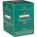 Nat Sherman Naturals Menthol 101 mm cigarettes made in USA, 4 cartons, 40 packs.