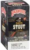 Backwoods Dark Stout Foil Fresh Natural Cigars, 64 x 5 Pack. Free shipping!