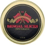 Bengal Slices Pipe Tobacco made in USA. 50 g tin. Free shipping!