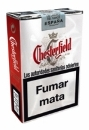 Chesterfield Short Non Filter cigarettes from Spain