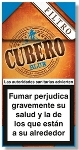 Cubero Blue Filter Mini Cigars. 10 x 10 Pack, 100 total.