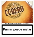 Cubero Vanilla Filter Mini Cigars. 10 x 20 Pack, 200 total.