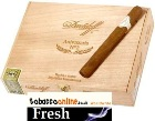 Davidoff Aniversario #2 cigars made in Dominican Republic. Box of 25.
