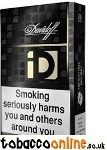 Davidoff ID Ivory King Box Cigarettes made in EU. 6 cartons, 60 packs. Free shipping!