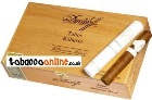 Davidoff Millennium Robusto Tubos cigars made in Dominican Republic. Box of 20.