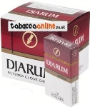 Djarum Special Filter Little Cigars made in Indonesia. 6 x carton of 120, 720 total.