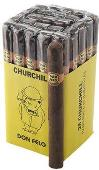 Don Felo Churchill Cigars made in Honduras. 3 x Bundle of 25. Free shipping!