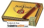Don Tomas Clasico Cetro No. 2 Cigars made in Honduras. 2 x Box of 25.