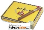 Don Tomas Clasico Presidente Cigars made in Honduras. 4 x Box of 25.
