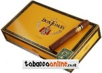 Don Tomas Clasico Robusto Natural Cigars made in Honduras. 2 x Box of 25.