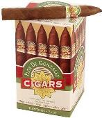 Flor De Gonzales Torpedo cigars made in Nicaragua. 3 x Bundle of 25. Free shipping!
