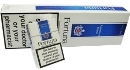 Fortuna Blue Box cigarettes made in France, 60 packs, 6 cartons. Free shipping!