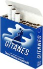 Gitanes Brunes Non Filter Cigarettes made in EU, 6 cartons, 60 packs. Free shipping!