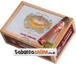 H Upmann Vintage Cameroon Robusto Cigars made in Dominican Republic. Box of 25.
