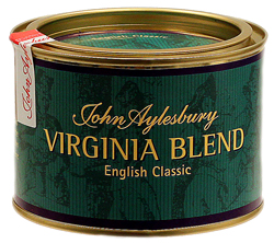 John Aylesbury Virginia Blend pipe tobacco. 100 g tin. Free shipping!  sc 1 st  Tobacco online : best virginia pipe tobacco - www.happyfamilyinstitute.com