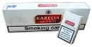 Karelia King Size Box Cigarettes made in Greece, 6 cartons, 60 packs. Free shipping!