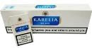 Karelia Blue Cigarettes made in Greece, 6 cartons, 60 packs. Free shipping!