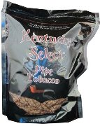 Kentucky Select Full Flavor Pipe Tobacco made in USA. 5 x 453 g Bags, 2265 g total. Free shipping!