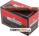 La Libertad Churchill Cigars made in Dominican Republic. Box of 20.
