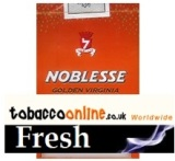 Noblesse Golden Virginia cigarettes. 6 cartons, 60 packs. Free shipping!