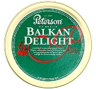 Peterson Balkan Delight pipe tobacco tin, 50 g. Free shipping!