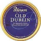 Peterson Old Dublin pipe tobacco tin, 50 g. Free shipping!