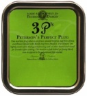 Peterson Petersons Perfect Plug pipe tobacco tin, 50 g. Free shipping!
