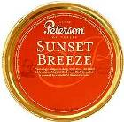 Peterson Sunset Breeze pipe tobacco tin, 50 g. Free shipping!
