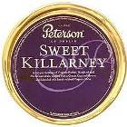 Peterson Sweet Killarney pipe tobacco tin, 50 g. Free shipping!