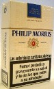 Philip Morris Supreme cigarettes from Spain