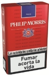 Philip Morris Reds King Box cigarettes. 1 carton, 10 packs.