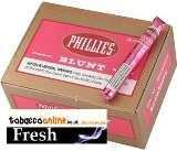 Phillies Blunts Strawberry Cigars made in USA, 2 x 55ct Box. Free shipping!