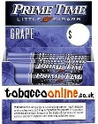 Prime Time Little Grape cigars made in USA. 3 x Box of 50. 150 total.
