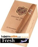Private Stock No. 5 cigars made in Dominican Republic. Box of 25. Free shipping!