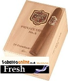 Private Stock No. 6 cigars made in Dominican Republic. Box of 25. Free shipping!