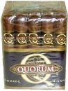 Quorum Robusto Cigars, 2 x Bundle of 20.
