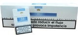 6 cartons of R1 Blue Box cigarettes made in Germany, 6 cartons, 60 packs. Free Shipping!