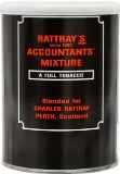 Rattrays Accountants Mixture pipe tobacco made in UK. 100 g tin. Free shipping!