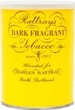 Rattrays Dark Fragrant pipe tobacco made in UK. 100 g tin. Free shipping!