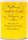 Rattrays Marlin Flake pipe tobacco made in UK. 100 g tin. Free shipping!