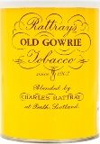 Rattrays Old Gowrie pipe tobacco made in UK. 100 g tin. Free shipping!