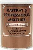 Rattrays Professional Mixture pipe tobacco made in UK. 100 g tin. Free shipping!