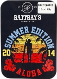 Rattrays Summer Edition 2014 pipe tobacco made in UK. 100 g tin. Free shipping!