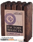 Rocky Patel Factory Selects Original Robusto Maduro Cigars, 2 x Bundle of 20.