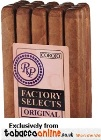 Rocky Patel Factory Selects Original Toro Cigars, 2 x Bundle of 20.