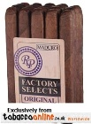 Rocky Patel Factory Selects Original Toro Maduro Cigars, 2 x Bundle of 20.