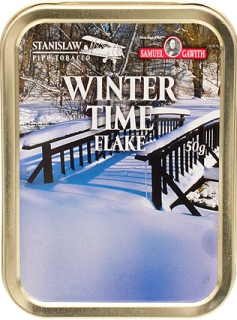 Samuel Gawith Wintertime Tinned Pipe Tobacco. 50 g tin. Free shipping!