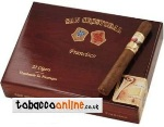 San Cristobal Francisco Cigars made in Nicaragua. 2 x Box of 22.