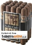Solo Cafe Robusto Cigars made in Dominican Republic. 3 x Bundle of 20, 60 total.