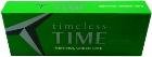 Time Menthol Green 100 Box cigarettes, 6 cartons, 60 packs. Imported, Free shipping!